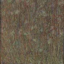 Garth Speight, Il boschetto di bambù a Villa Torlonia, acrilico, cm. 42x60