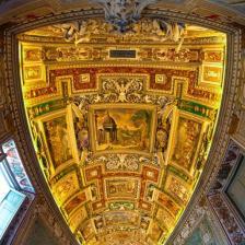 """Musei Vaticani Ph. Antonino Langella/concorso fotografico Touring """"Monumenti d'Italia"""""""