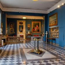 Museo Napoleonico_Sala I_ Il primo Impero