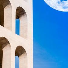"""Civiltà Italiana Ph. Cinzia Pajoncini/concorso fotografico Touring """"Monumenti d'Italia"""""""