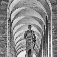 """Civiltà Italiana Ph. Domenico del Rosso/concorso fotografico Touring """"Monumenti d'Italia"""""""