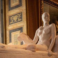 Reclining Woman, 2012, Collezione privata, Ph. by A. Novelli © Galleria Borghese – Ministero della Cultura © Damien Hirst and Science Ltd