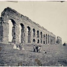 Rovine dell'acquedotto Claudio