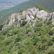 Ruderi di Camerata Vecchia ph Parco Regionale Monti Simbruini