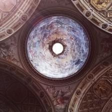 Chiesa di San Nicola da Tolentino - Cupola