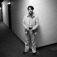Sandro Becchetti, Dustin Hoffman, Roma, 1971