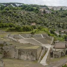 Santuario di Ercole Vincitore ph. visittivoli Assessorato Cultura e Turismo Tivoli