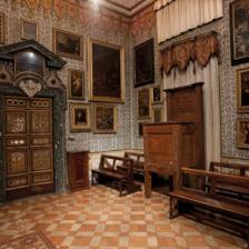 Stanze di San Filippo Neri - Cappella piano superiore