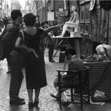 Via Margutta, 1958