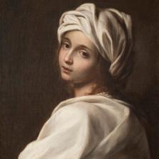 Ritratto di Beatrice Cenci, Guido Reni (attr.) -  Foto Barberini Corsini Gallerie Nazionali