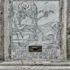Santa Maria dell'Orazione e Morte - Foto FAI Fondo Ambiiente