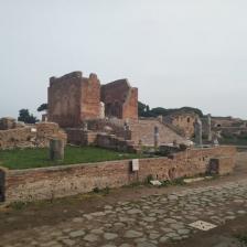 Capitolium, Ostia antica