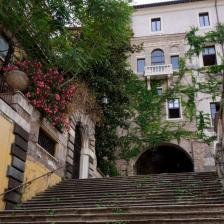 Rione Monti, Salita dei Borgia - Foto Turismoroma L. Dal Pont