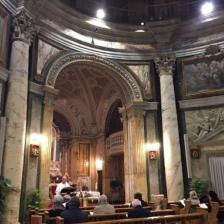 Sant'Anna dei Palafrenieri - Foto pontificiaparrocchiasantanna.it