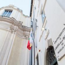 Santa Maria della Quercia - Foto @confraternitamacellairoma
