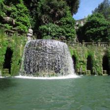 Villa d'Este fontana