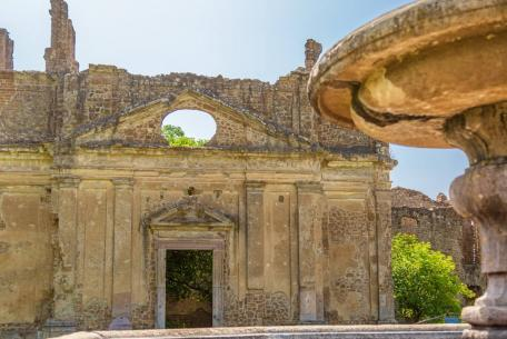 Antica Monterano ph Comune di Canale Monterano