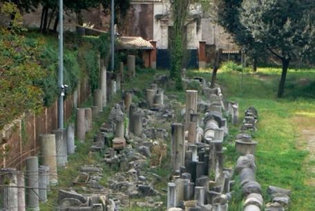 Antiquarium del Celio Foto Sovrintendenza