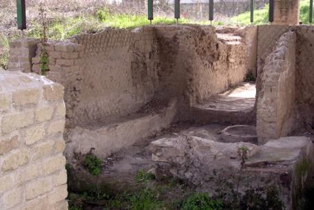 Area archeologica di Settecamini foto sito ufficiale