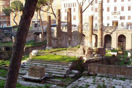 Area Sacra di Largo di Torre Argentina, tempio B