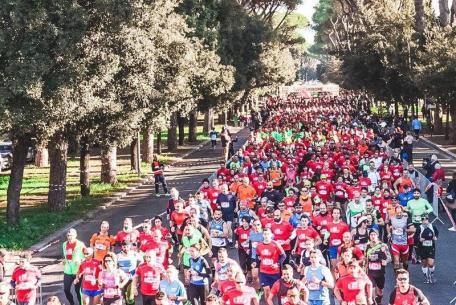 Atleticom We Run Rome 2019