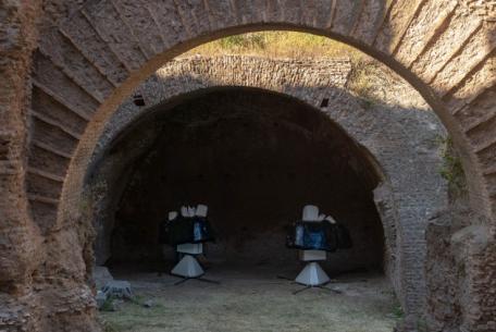 Kronos e Kairos. I tempi dell'arte contemporanea - Ph Studio Zabalik