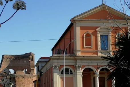 Basilica dei Santi Marcellino e Pietro foto sito ufficiale