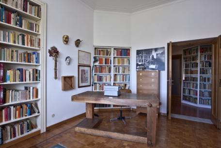Casa Museo di Alberto Moravia