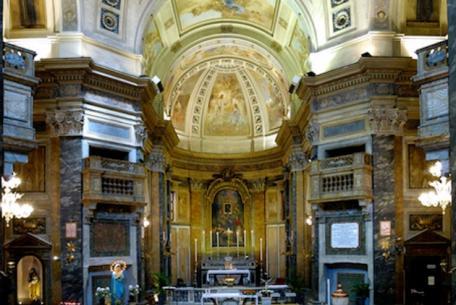 Chiesa dei SS. Silvestro e Dorotea-Foto:Chiesa dei SS. Silvestro e Dorotea sito Facebook