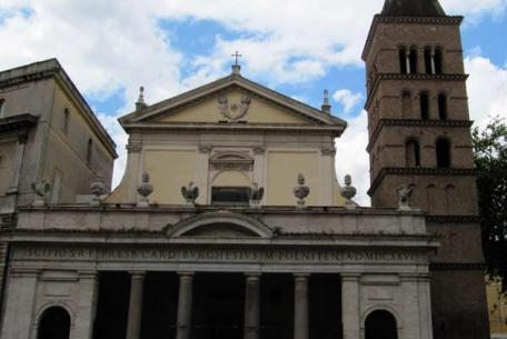 Basilica di San Crisogono foto sito ufficiale