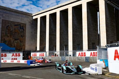 E-Prix 2021 di Roma