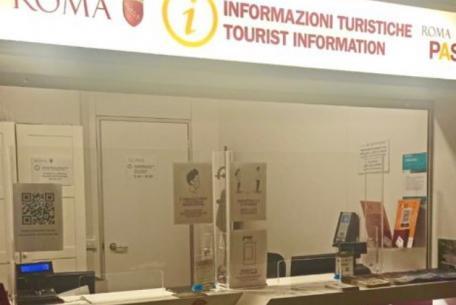 Tourist Infopoint Ciampino