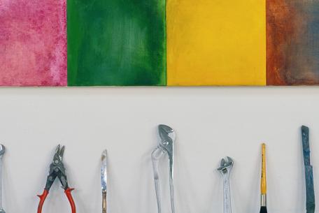 Jim Dine-Palazzo delle Esposizioni
