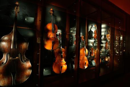 MUSA Museo degli Strumenti Musicali dell'Accademia Nazionale di Santa Cecilia Foto sito ufficiale museo