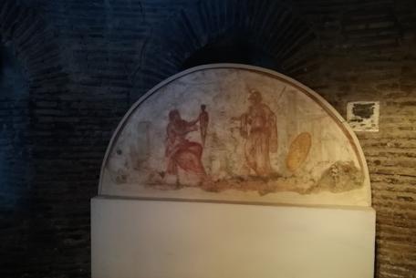 Museo della Via Ostiense - Porta San Paolo Foto Sovrintendenza Speciale