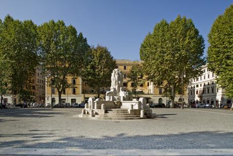 Piazza Testaccio
