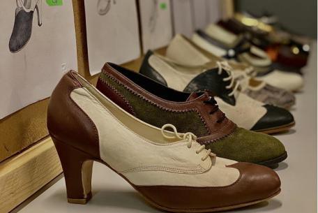 Pierantoni Shoes - Immagine del laboratorio
