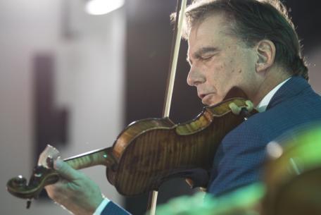 Rome Chamber Music Festival 2021 - Robert McDuffie