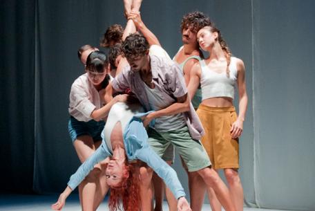 Sogno,una notte di mezza estate-danza Teatro Vascello