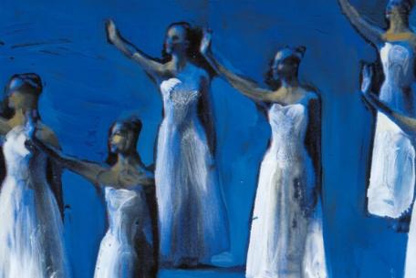 Suite en blanc-Teatro dell'Opera