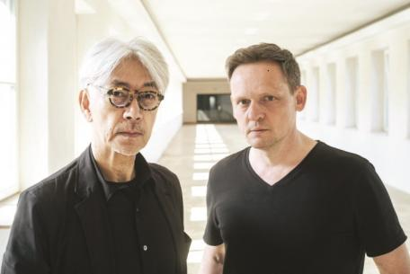 Ryuichi Sakamoto e Alva Noto Auditorium