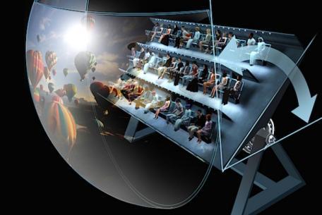 Volarium - Il cinema volante