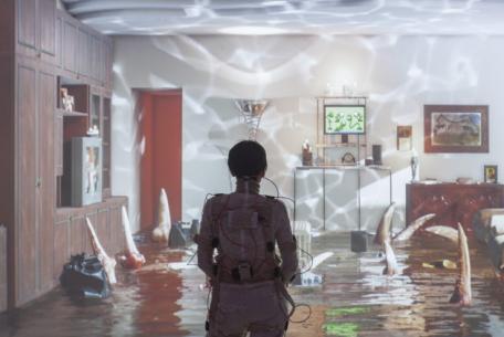 VRE – Virtual Reality Experience 2021 - Cyberia Maria Guta
