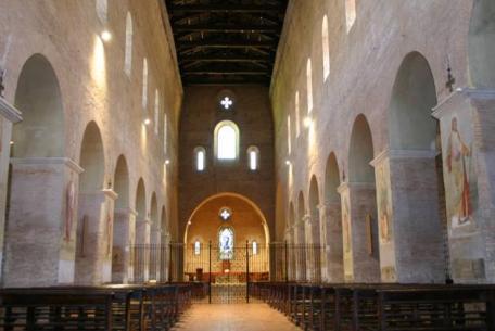 Chiesa dei SS. Vincenzo e Anastasio - Abbazia delle Tre Fontane