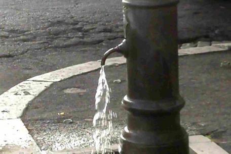 Le fontanelle romane
