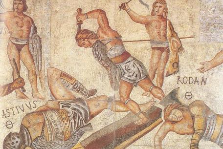 La Caserma dei gladiatori