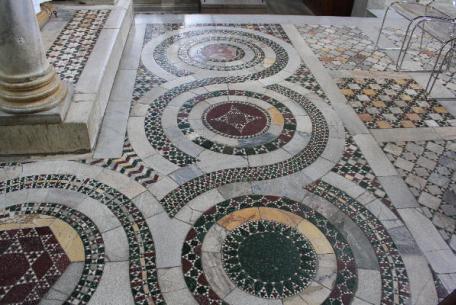 L'arte dei Cosmati, marmorari romani