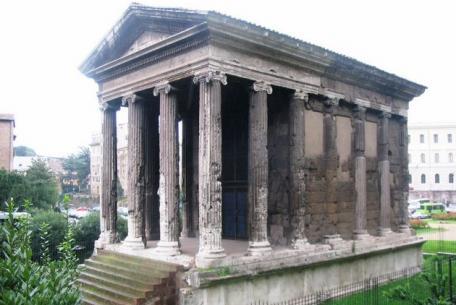 Tempio di Portuno (Tempio della Fortuna Virile)