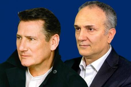 Tony Hadley & Gerardo di Lella