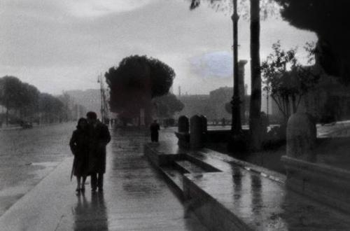 Roma nella camera oscura